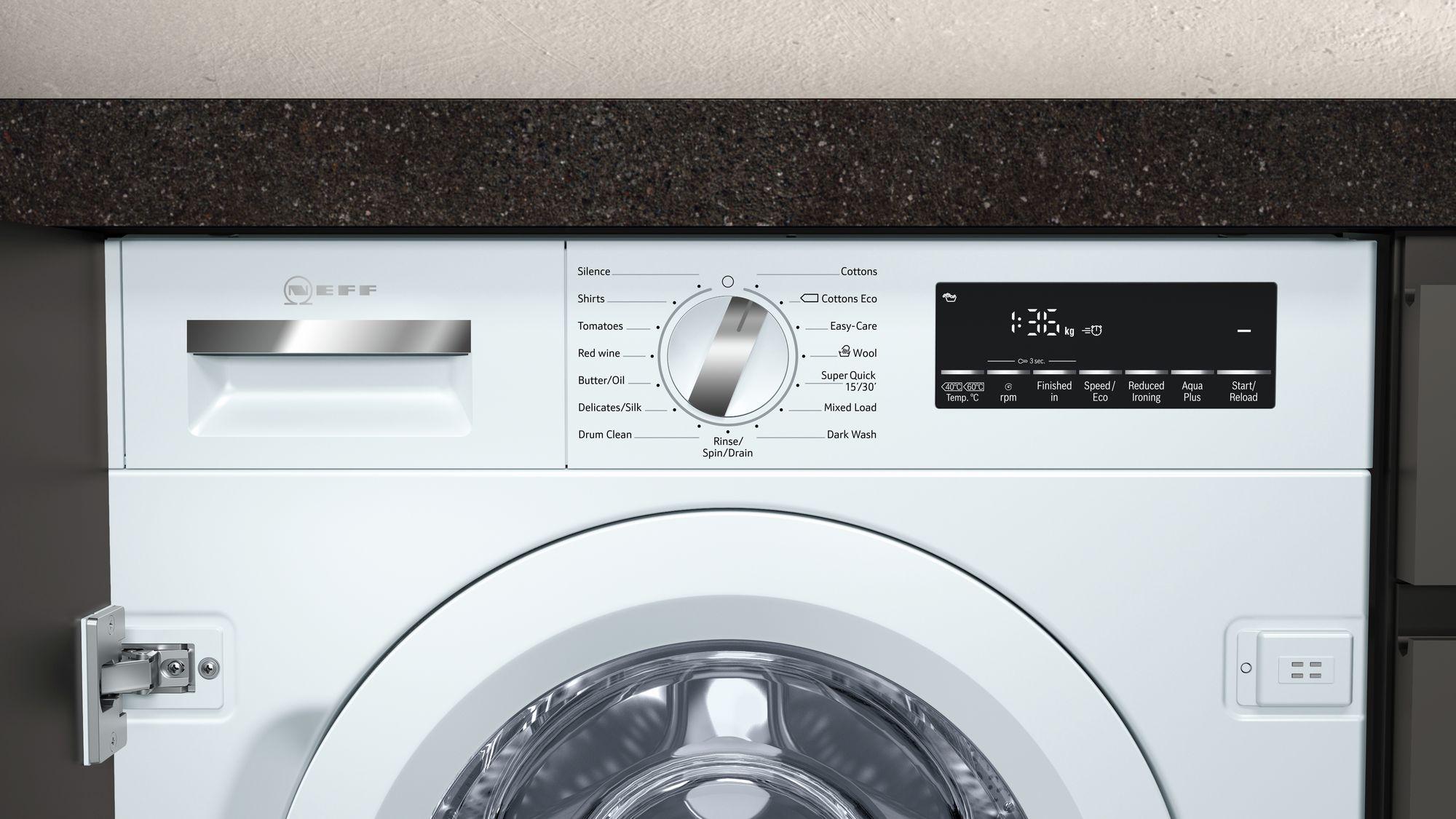 Neff W544bx0gb Fully Integrated Washing Machine Which