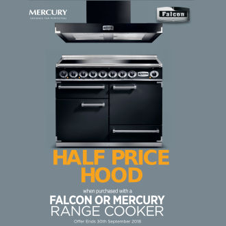Mercury falcon half price hood