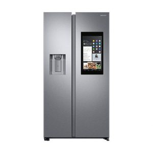 Samsung RS68N8941SL/EU Family Hub™ American Style Fridge Freezer, 593L