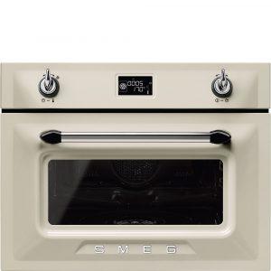 Smeg SF4920VCP1 Victoria Compact Combination Steam Oven