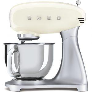 Smeg SMF02CRUK 50s Style Cream Stand Mixer