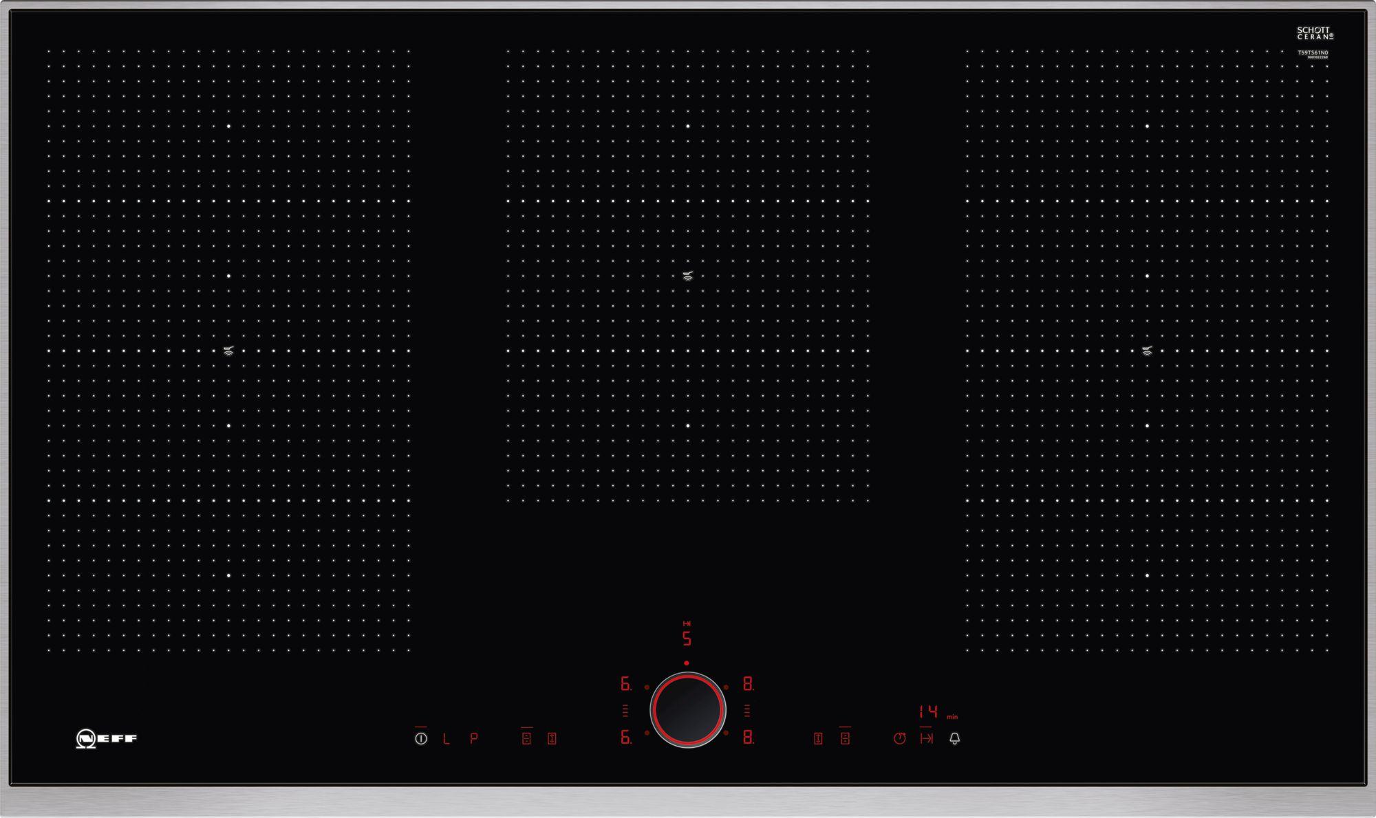 neff t59ts61n0 induction hob discount appliance centre. Black Bedroom Furniture Sets. Home Design Ideas