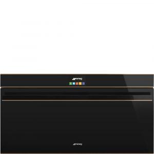 Smeg SFPR9604NR Reduced Height Dolce Stil Novo Pyrolytic Multifunction Oven