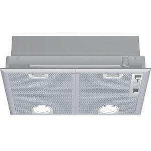 Neff D5655X1GB 53cm Silver Metallic Grey Canopy Hood