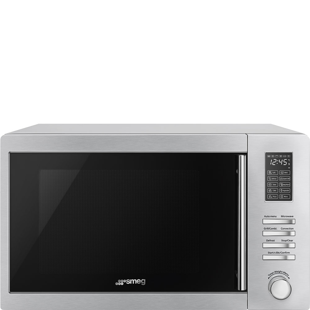 Smeg Moe34cxi Freestanding Combination Microwave Oven