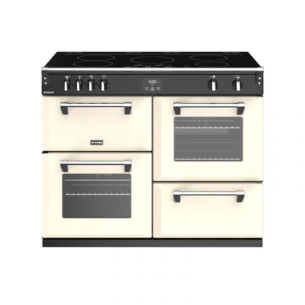 Stoves Richmond S1100EI 444444476 110cm Classic Cream Induction Range Cooker