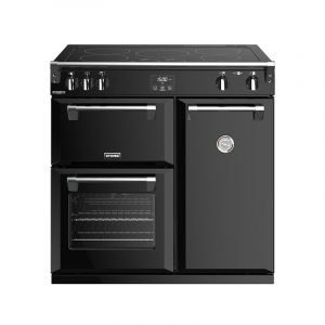 Stoves Richmond Deluxe S900EI 444444905 90cm Black Induction Cooker