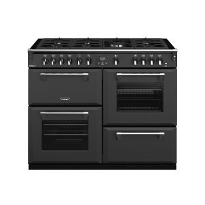 Stoves Richmond Deluxe S1100G 444410334 110cm Anthracite Gas Range Cooker