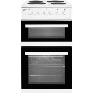 Beko EDP503W Electric Double Oven with grill Double Oven Cooker – White – A Energy Rated
