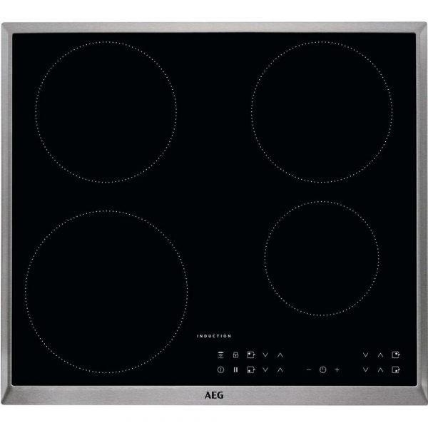 AEG IKB64301XB Electric Induction Hob – Black