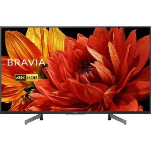 Sony KD49XG8305BU 49″ 4K UHD HDR SmartTV Black