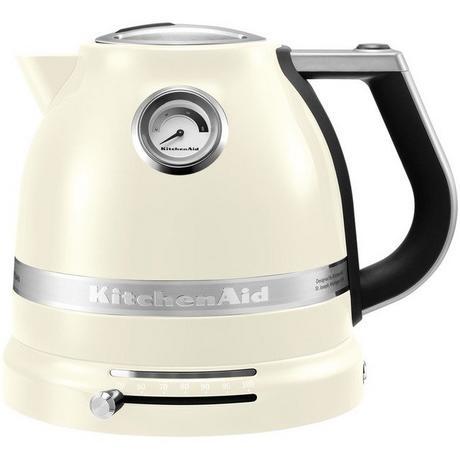 KitchenAid 5KEK1522BAC Artisan Traditional Kettle - Almond Cream