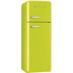 Smeg FAB30RLI3 50s Retro Lime Fridge Freezer Right Hand Hinge