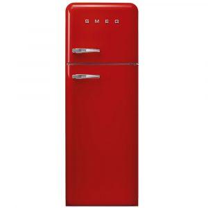 Smeg FAB30RRD3UK 50s Retro Red Fridge Freezer Right Hand Hinge