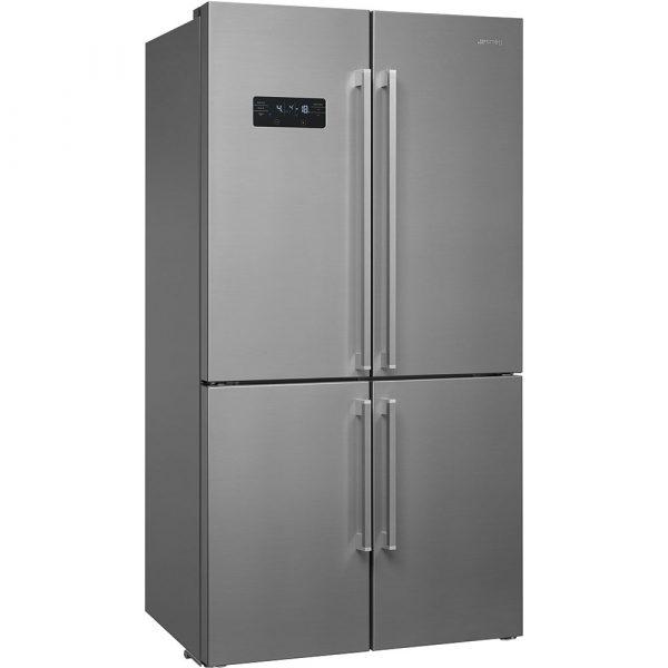 Smeg FQ60X2PEAI 91cm Four Door Fridge-Freezer