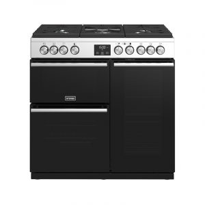 Stoves Precision Deluxe S900G 444410762 90cm Gas Stainless Steel Range Cooker