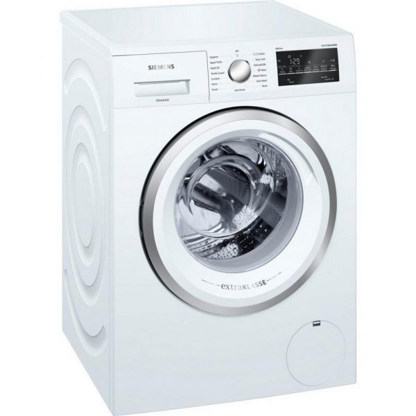 Siemens WM14T481GB extraKlasse 8kg 1400 Spin Washing Machine - White - A+++ Energy Rated