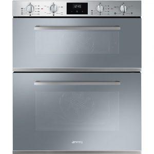 Smeg DUSF400S Cucina Double Under Counter Oven