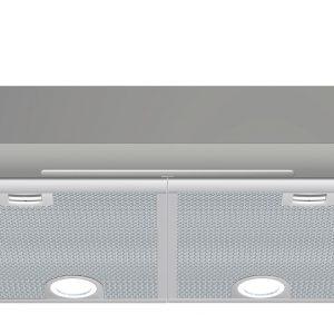 Neff D5855X1GB N30 Canopy cooker hood 75cm Silver metallic