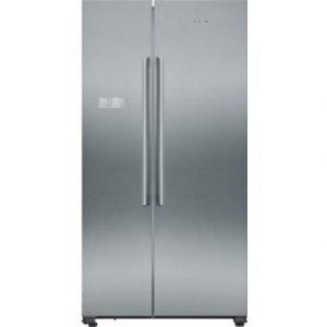 Siemens KA93NVIFP iQ300 American side by side Inox-easyclean fridge freezer