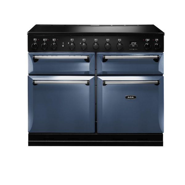 AGA MDX110EIDB Masterchef Deluxe 110cm Induction Range Cooker Dartmouth Blue