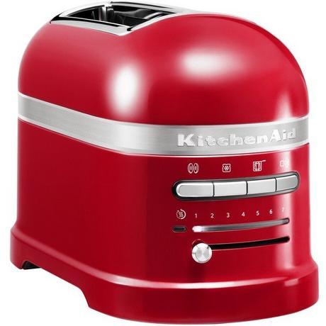KitchenAid 5KMT2204BER Artisan 2 Slice Toaster – Empire Red