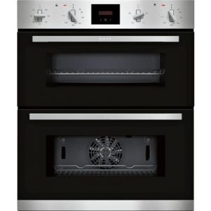 Neff J1GCC0AN0B Built-under counter double oven