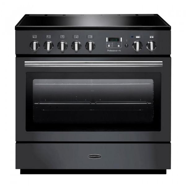Rangemaster PROP90FXEISL Professional Plus FX Induction Range Cooker Slate