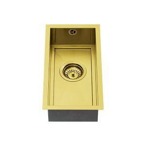 1810 AXIXUNO 190U GOLD BRASS SOS Sink
