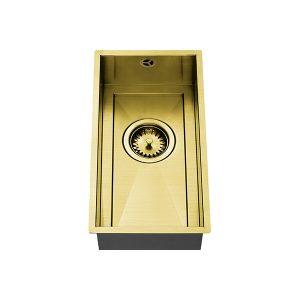 1810 AXIXUNO 210U GOLD BRASS QG Sink