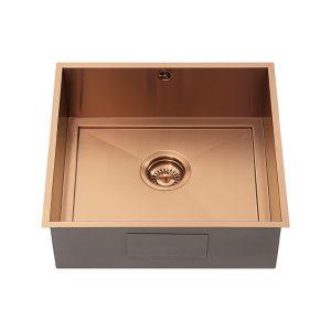 1810 AXIXUNO 450U COPPER QG Sink