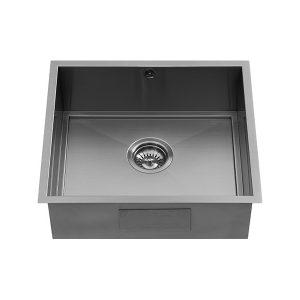 1810 AXIXUNO 450U GUNMETAL SOS Sink