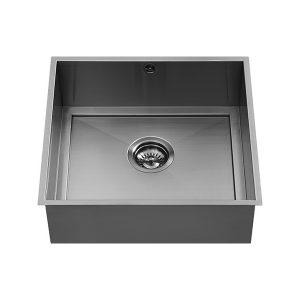 1810 AXIXUNO 450U GUNMETAL QG Sink