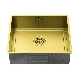 1810 AXIXUNO 500U GOLD BRASS QG Sink