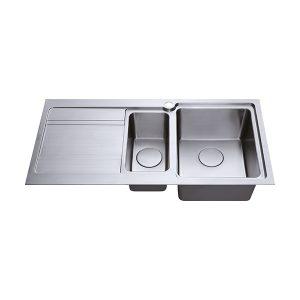 1810 BORDODUO 150i BBR Sink