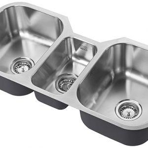 1810 ETROTRIO 960/450U Sink