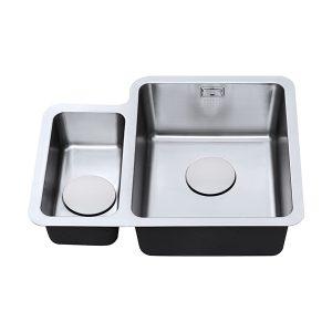 1810 LUXSOPLUSDUO25 160/340U BBR Sink