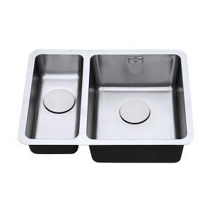 1810 LUXSOPLUSDUO25 180/340U BBR Sink