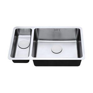 1810 LUXSOPLUSDUO25 180/500U BBR Sink