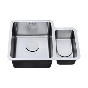 1810 LUXSOPLUSDUO25 340/160U BBL Sink
