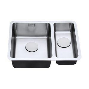 1810 LUXSOPLUSDUO25 340/180U BBL Sink