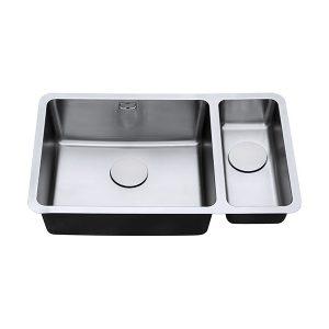 1810 LUXSOPLUSDUO25 500/180U BBL Sink
