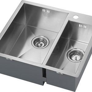 1810 ZENDUO 310/180 I-F Sink