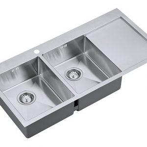 1810 ZENDUO15 34/34 I-F BBL Sink