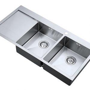 1810 ZENDUO15 34/34 I-F BBR Sink