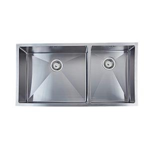1810 ZENDUO15 550/340U XXL DEEP BBL Sink