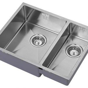 1810 ZENDUO15 340/180U BBL Sink