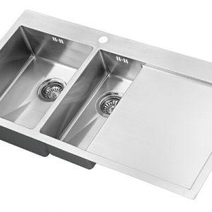 1810 ZENDUO15 6 I-F BBL Sink