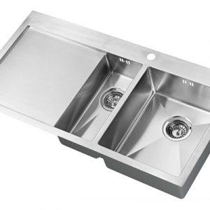 1810 ZENDUO15 6 I-F BBR Sink