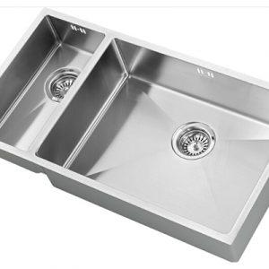 1810 ZENDUO15 200/550U BBR Sink